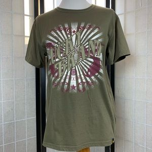 LUCKY BRAND graphic tshirt short sleeve Size XL